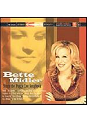 Bette Midler - Sings The Peggy Lee Songbook (Music CD)