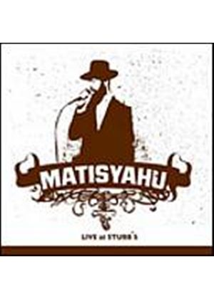 Matisyahu - Live At Stubbs (Music CD)