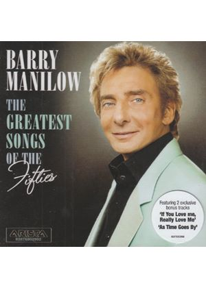 Barry Manilow - The Greatest Songs of the Fifties (Music CD)