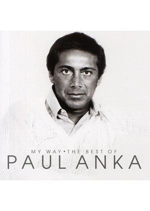 Paul Anka - The Best Of (Music CD)