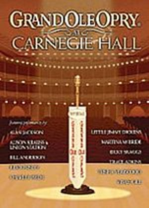 Grand Ole Opry At Carnegie Hall - Various Artists (Various Artists)