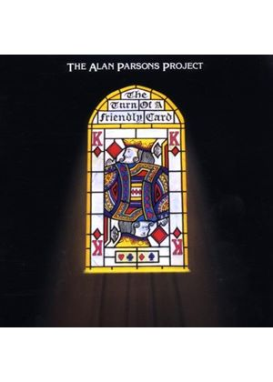 The Alan Parsons Project  - The Turn of a Friendly Card (Music CD)