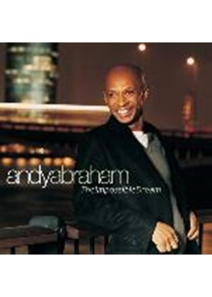 Andy Abraham - The Impossible Dream (Music CD)