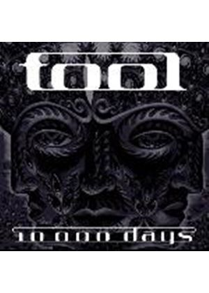Tool - 10000 Days (Music CD)