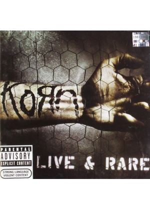 Korn - Live And Rare (Music CD)