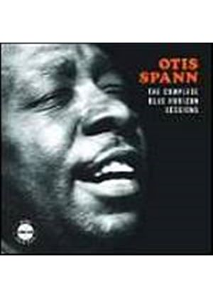 Otis Spann - The Complete Blue Horizon Sessions (Music CD)