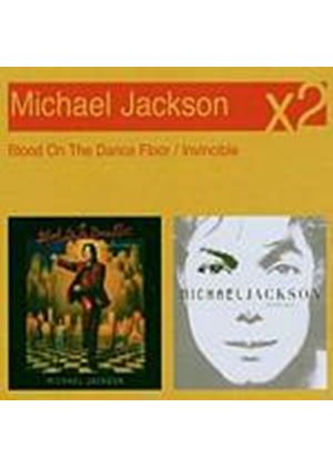 Michael Jackson - Blood On The Dancefloor/Invincible [2CD Slipcase] (Music CD)