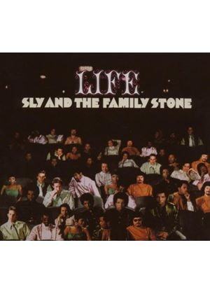 Sly And The Family Stone - Life (Music CD)