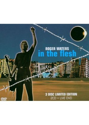 Roger Waters - In The Flesh [2CD + 1DVD Limited Edition Jewel Case Fatbox] (Music CD)