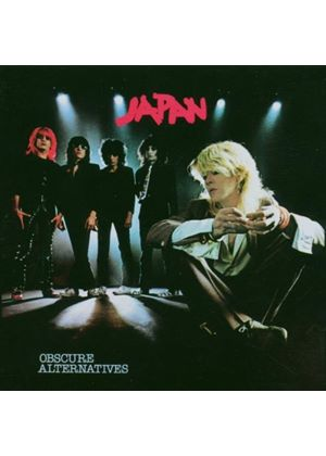 Japan - Obscure Alternatives (Music CD)