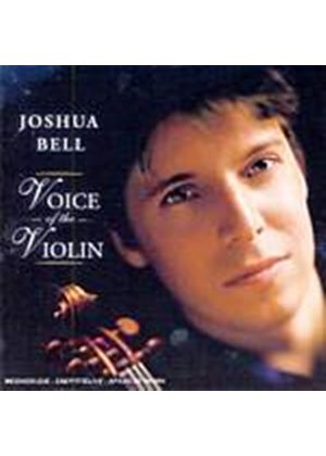Joshua Bell - Voice Of The Violin (Music CD)