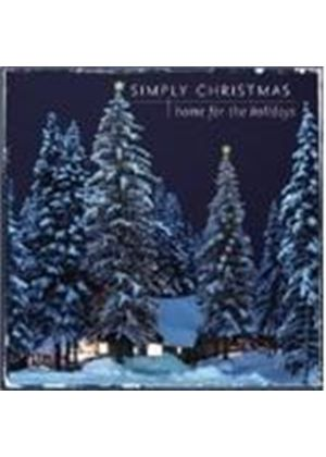 Various Artists - Simply Christmas (Home For The Holidays)