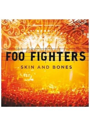 Foo Fighters - Skin and Bones (Music CD)