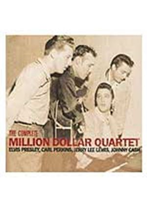 Presley/Lewis/Cash/Perkins - Complete Million Dollar Quartet (Music CD)