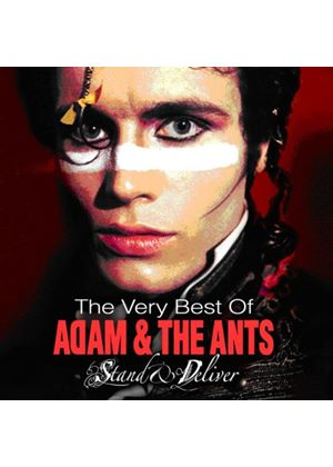 Adam & The Ants - Stand And Deliver (The Very Best Of Adam & The Ants) (Music CD)