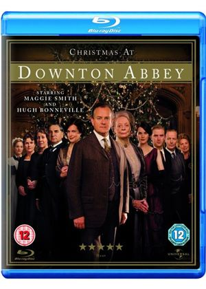Christmas at Downton Abbey (2011) (Blu-Ray)