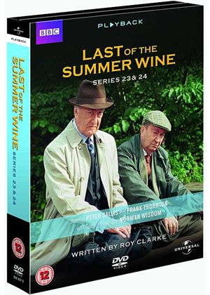 Last Of The Summer Wine: Series 23 & 24
