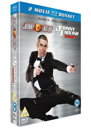 Johnny English / Johnny English Reborn Box Set (Blu-ray)