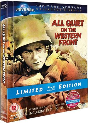 All Quiet on the Western Front (Limited Edition Blu-ray Digibook)
