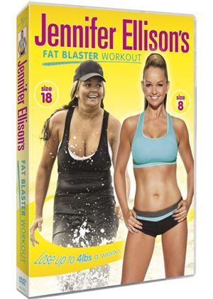 Jennifer Ellison's Fat Blaster Workout