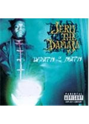 Jeru The Damaja - Wrath Of The Math (Music CD)