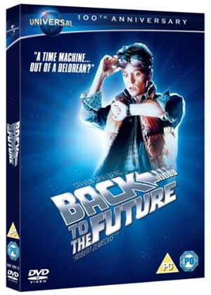 Back To The Future - Universal Pictures Centenary Edition
