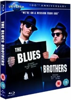 The Blues Brothers (1980) - Universal Pictures Centenary Edition (Blu-Ray)