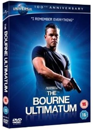 The Bourne Ultimatum - Universal Pictures Centenary Edition