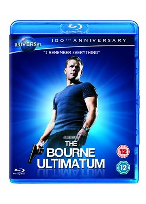 The Bourne Ultimatum - Universal Pictures Centenary Edition (Blu-Ray)