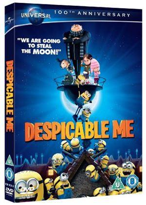 Despicable Me - Universal Pictures Centenary Edition
