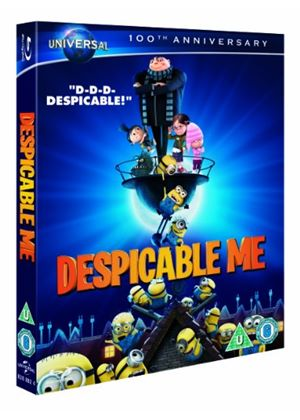 Despicable Me - Universal Pictures Centenary Edition (Blu-Ray)