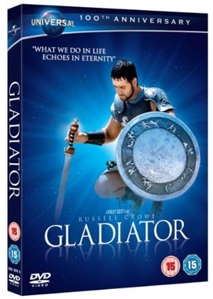 Gladiator (2000) - Universal Pictures Centenary Edition