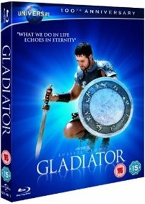 Gladiator (2000) - Universal Pictures Centenary Edition (Blu-Ray)