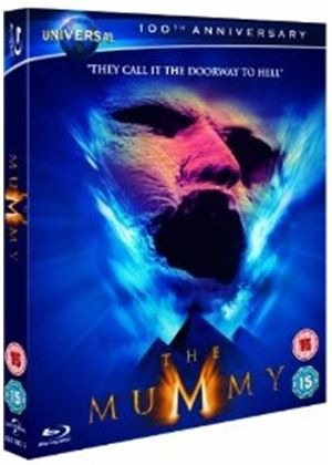 The Mummy (1999) - Universal Pictures Centenary Edition (Blu-Ray)