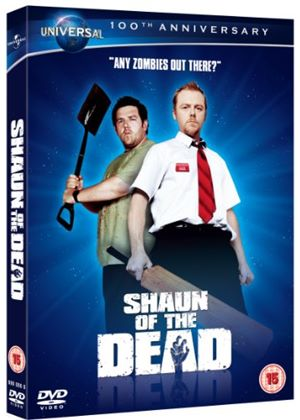 Shaun Of The Dead - Universal Pictures Centenary Edition