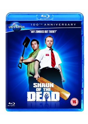 Shaun Of The Dead - Universal Pictures Centenary Edition (Blu-Ray)