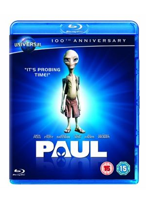 Paul - Universal Pictures Centenary Edition (Blu-Ray)