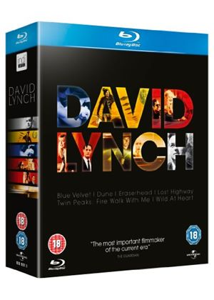 David Lynch Boxset (Blu-Ray)