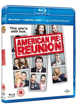 American Pie: Reunion (Blu-ray + Digital Copy + UltraViolet Copy)