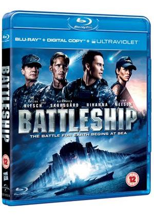 Battleship (Blu-Ray + UltraViolet Digital Copy)