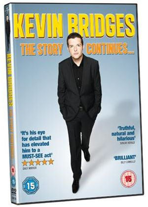 Kevin Bridges - The Story Continues...