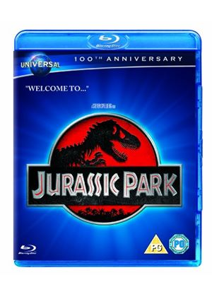 Jurassic Park - Universal Pictures Centenary Edition (Blu-Ray)