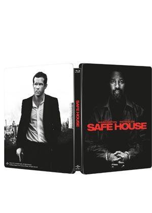 Safe House Limited Edition Steelbook (Blu-ray)