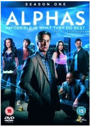Alphas - Series 1 - Complete