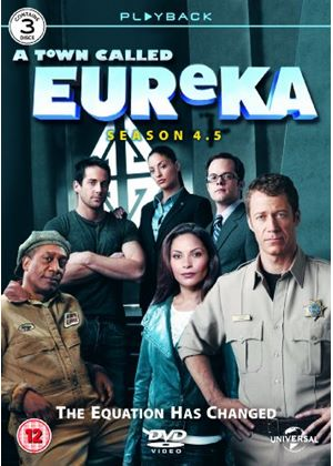 A Town Called Eureka: Season 4.5