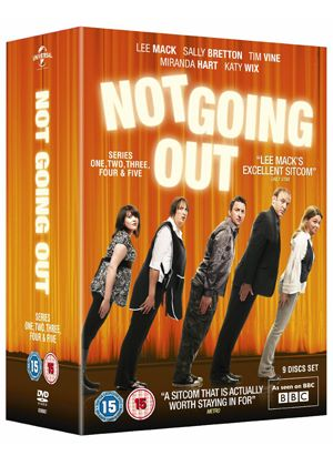 Not Going Out Series 1-5
