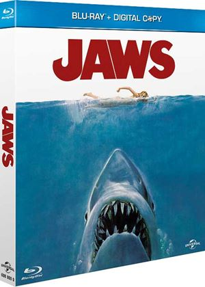 Jaws (Blu-ray + Digital Copy + UltraViolet Copy)