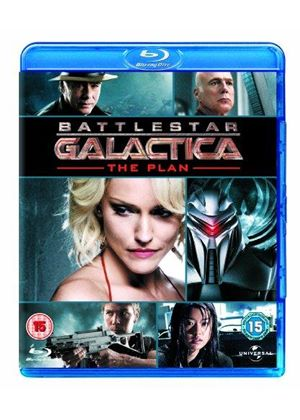Battlestar Galactica - The Plan (Blu-Ray)