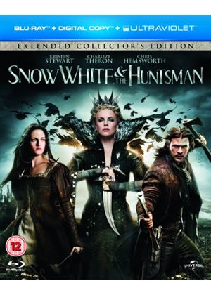 Snow White And The Huntsman (Blu-Ray + Digital Copy + UltraViolet Copy)