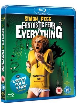 A Fantastic Fear Of Everything (Blu-Ray)
